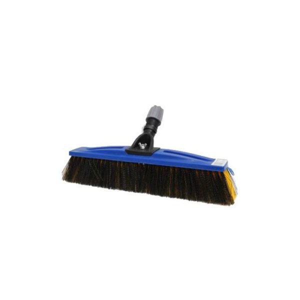 Sabco Mm Smooth Rough Broom Blue Head Only