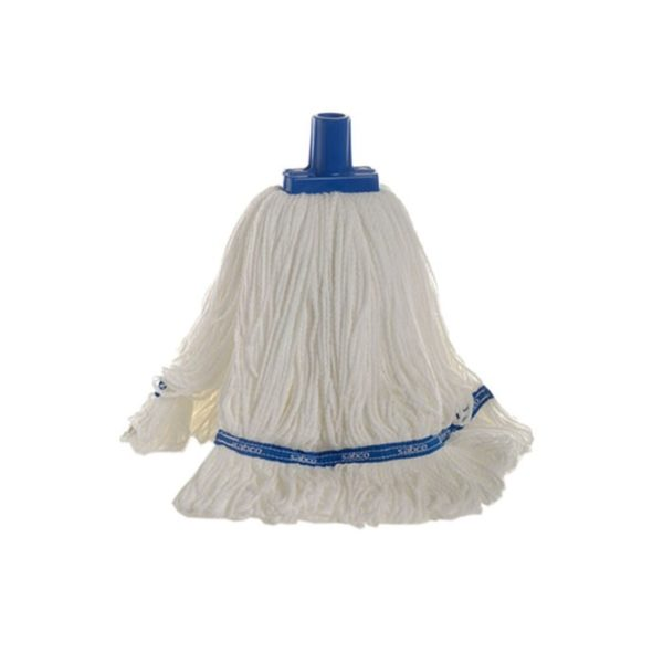 Sabco Microfibre Round Mop Blue