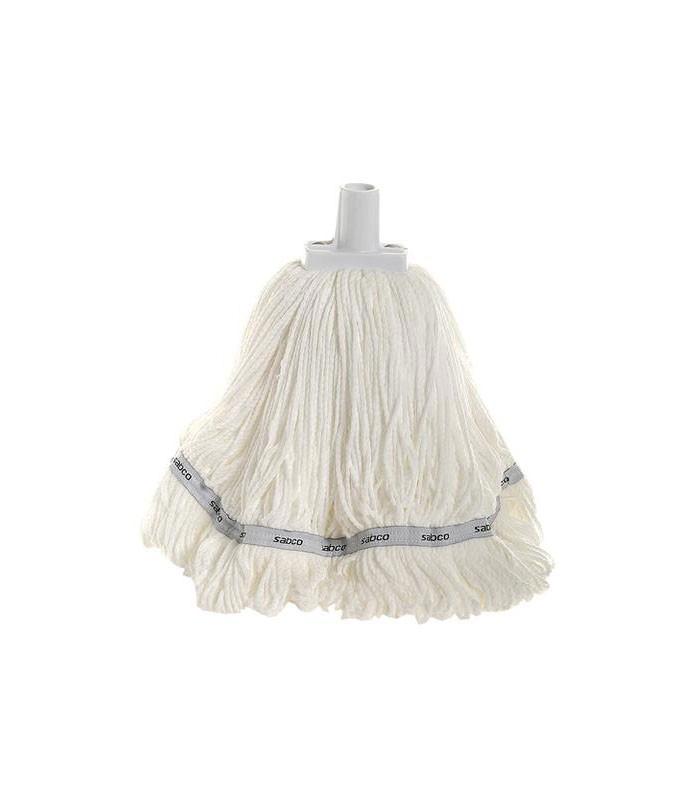 Sabco Microfibre Round Mop White