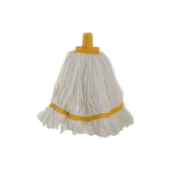 Sabco Microfibre Round Mop Yellow
