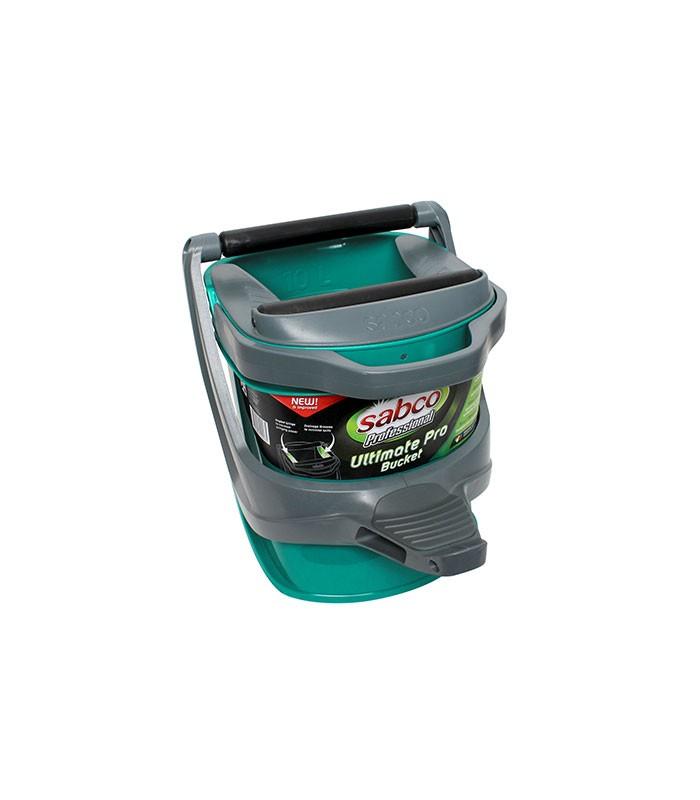 Sabco Ultimate Pro Bucket Green