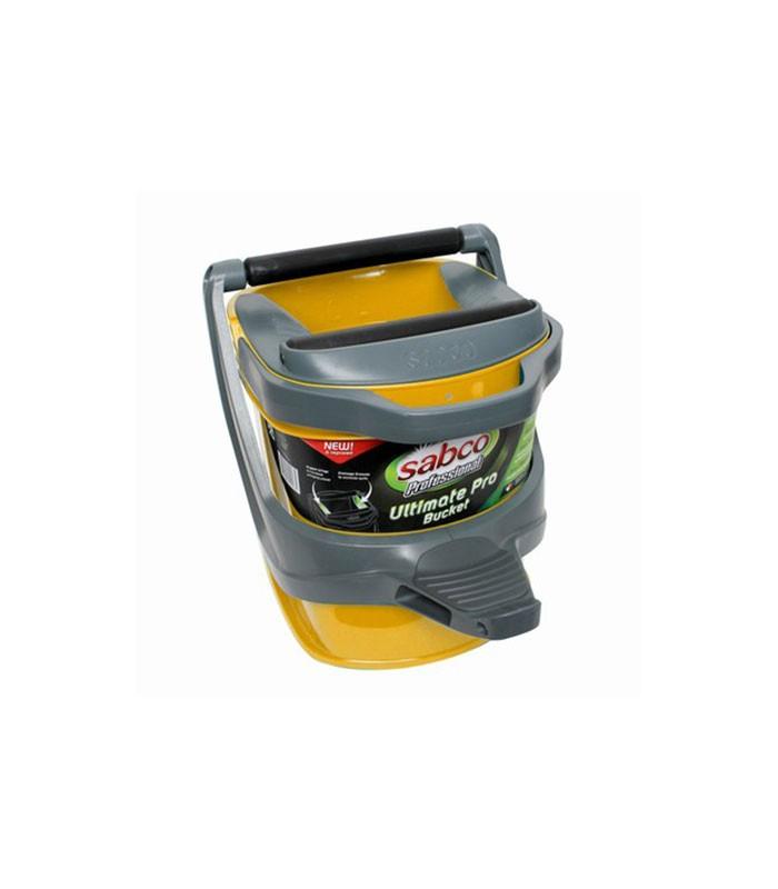 Sabco Ultimate Pro Bucket Yellow