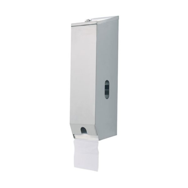 Triple Toilet Roll Metal Dispenser
