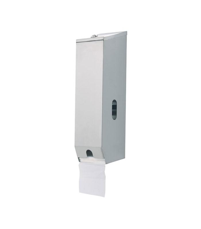 Triple Toilet Roll Metal Dispenser