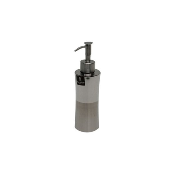 Ml Soap Dispenser Matte Shiny Stainless Steel