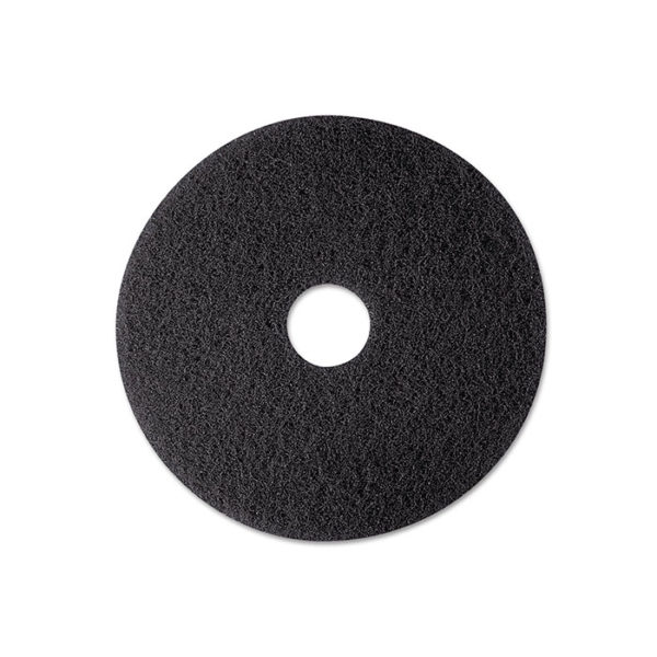 M Cm Black Stripping Pad