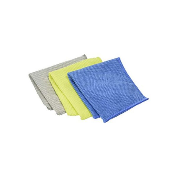M Scotch Brite Blue Microfibre High Perfromance Cloth Pk