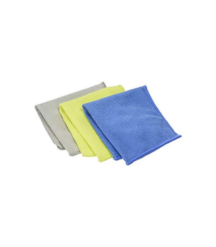 M Scotch Brite Blue Microfibre High Perfromance Cloth Pk