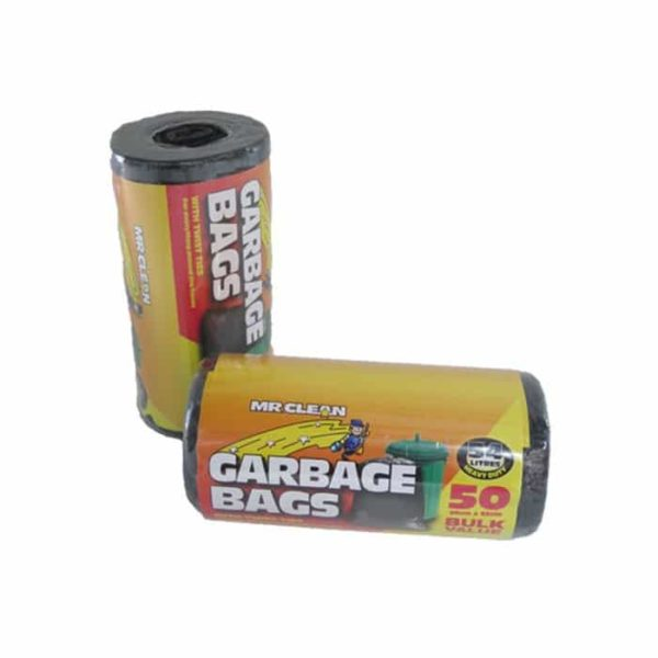 L Garbage Bags Roll