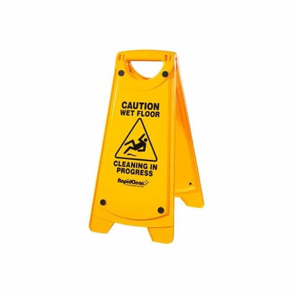 A Frame Cwt Floor Sign Rapidclean