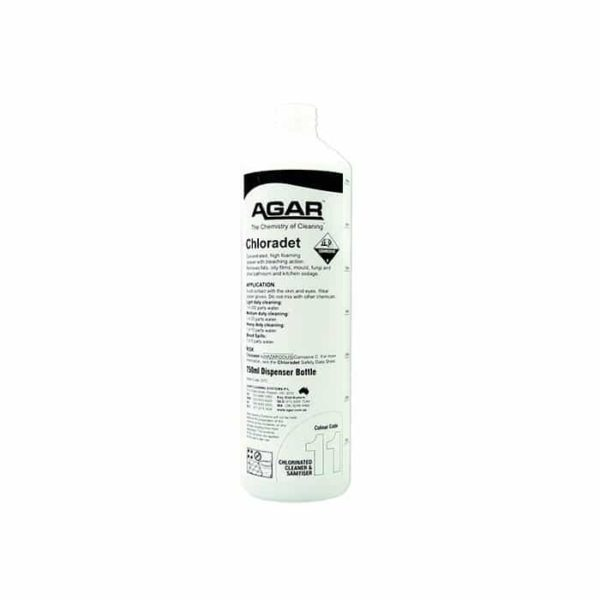 Agar Chloradet Squirt Bottle Ml