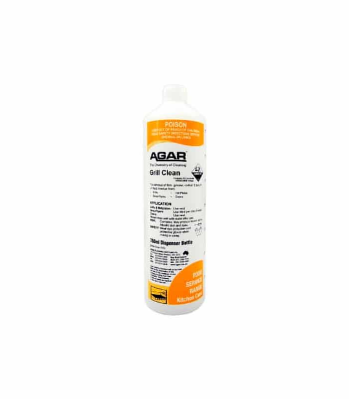 Agar Grill Clean Ml Suirt Bottle