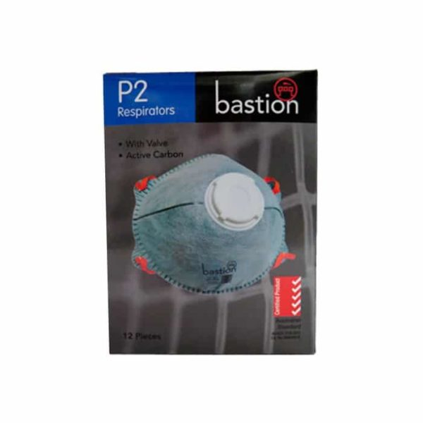 Bastion P Active Carbon Respirators  Pack