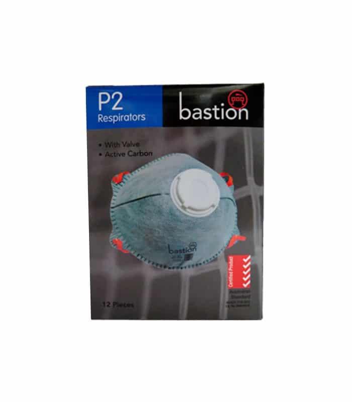 Bastion P Active Carbon Respirators Pack