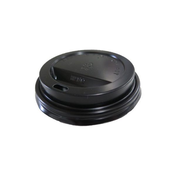 Beta Eco Coffee Cup Lid Black