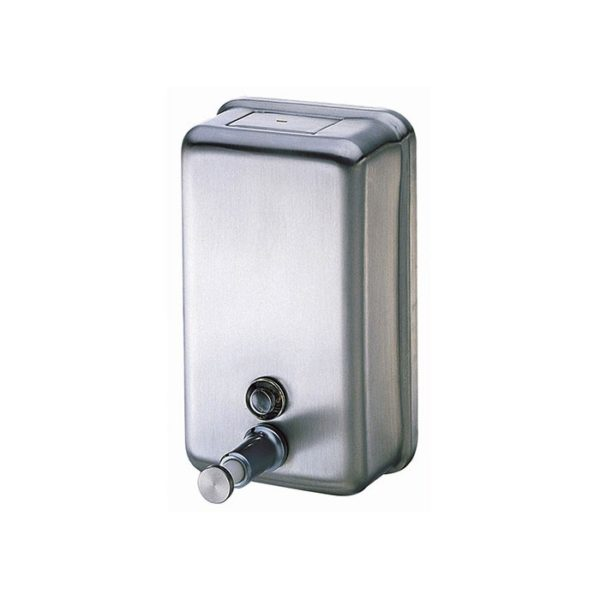 Bulk Filling Stainless Steel Soap Dispenser L