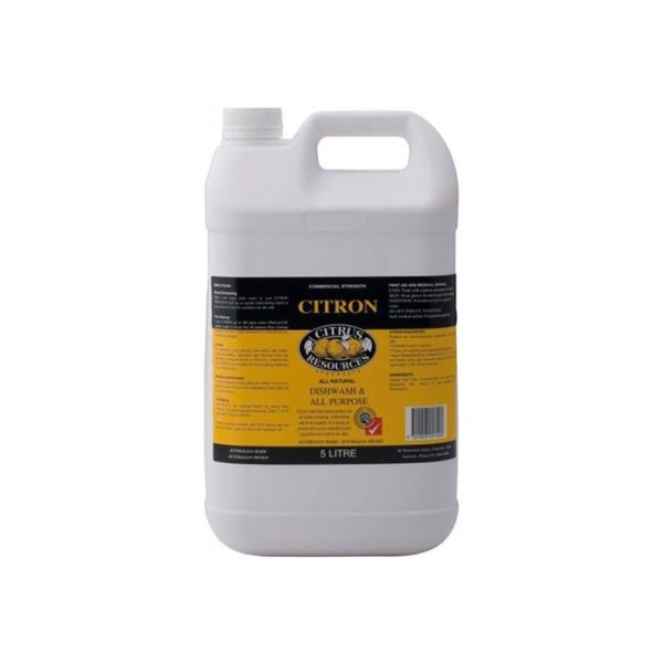 Citron Dishwash All Purpose Detergent L