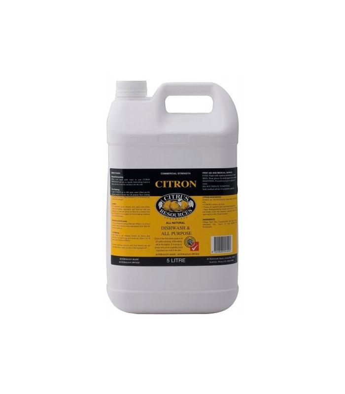 Citron Dishwash All Purpose Detergent L