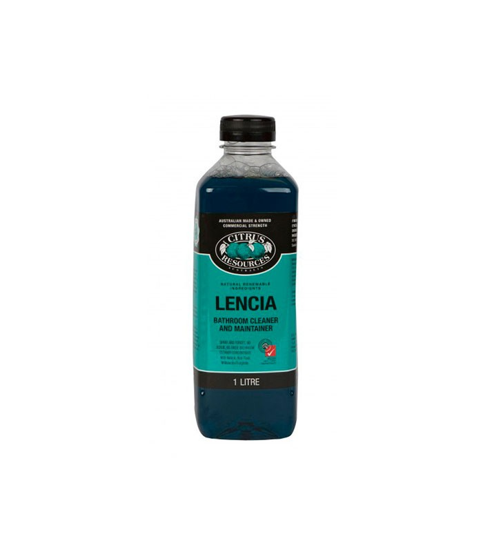 Citrus Resources Lencia Bathroom Cleaner L