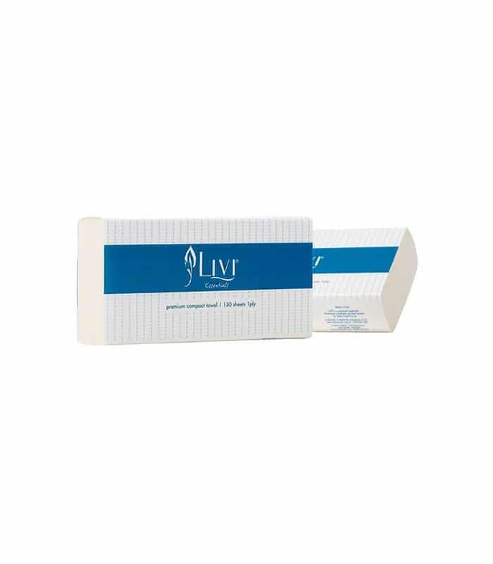Compact Hand Towel Livi Essentials Premium