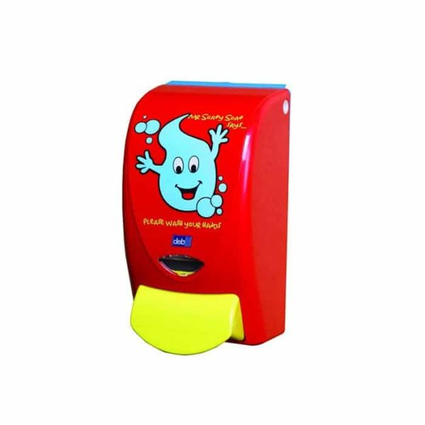 Deb Mr Soapy Dispenser