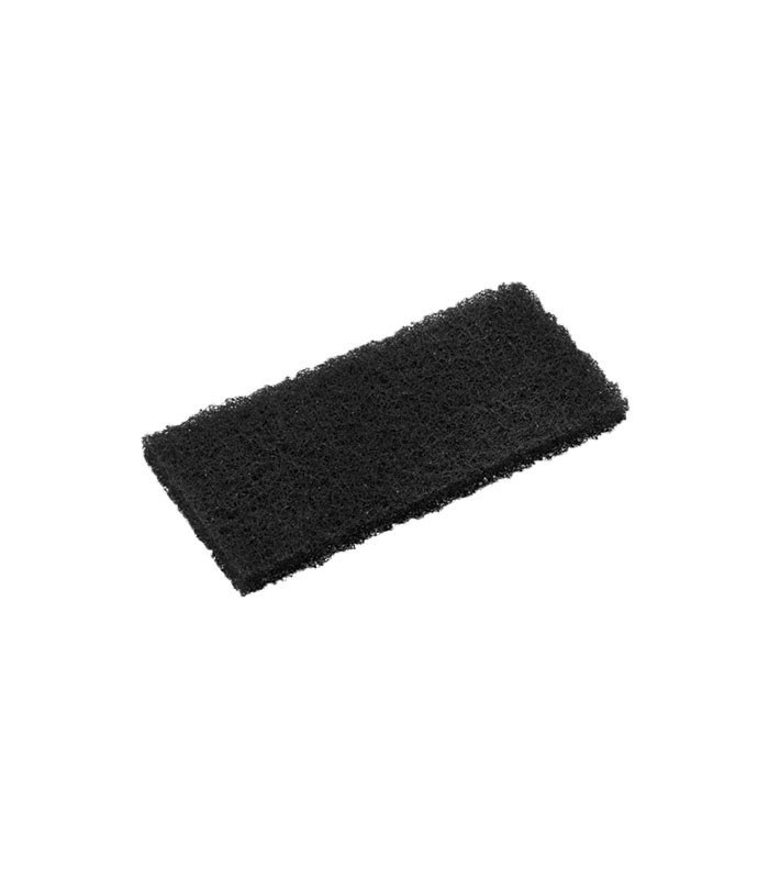Eager Beaver Black Stripping Pad