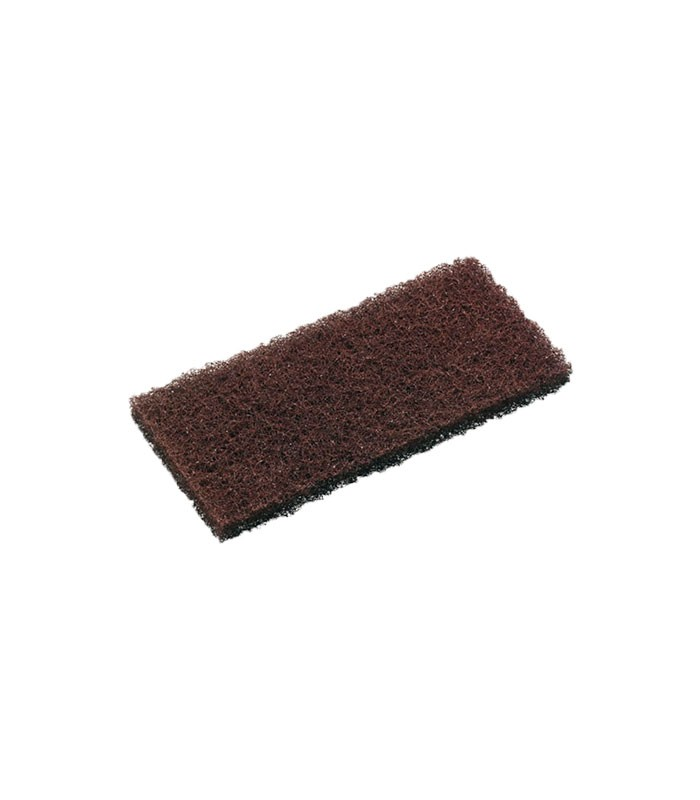 Eager Beaver Brown Scrubbing Pad