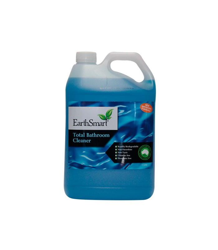 Earth Smart Total Bathroom Cleaner L