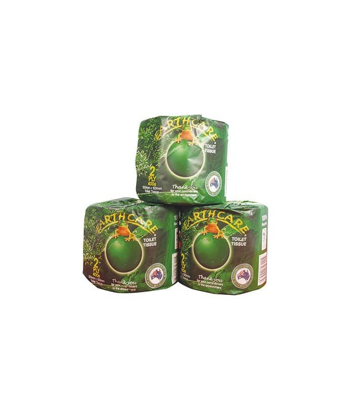 Earthcare Toilet Paper  Ply S  Rolls