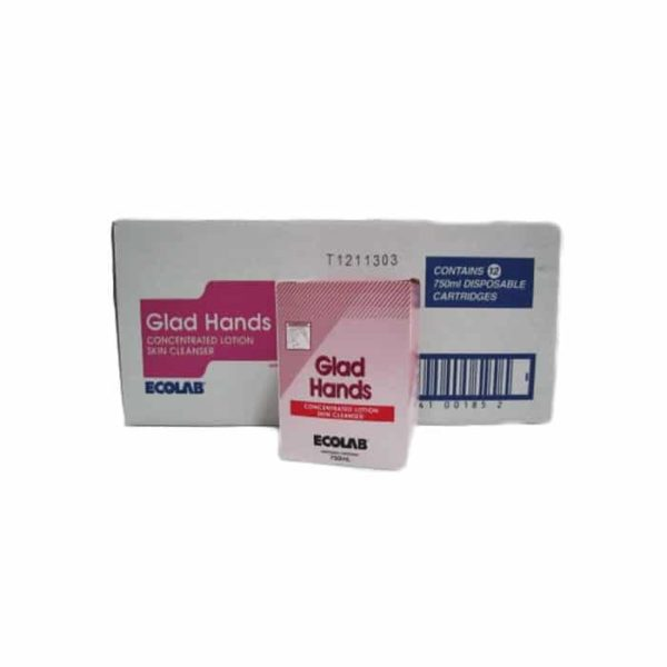 Ecolab glad hands ml hand soap