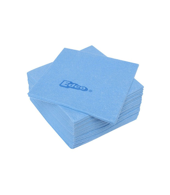 Edco Viscose Cloth  Pack Blue