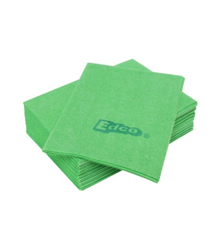 Edco Viscose Cloth  Pack Green