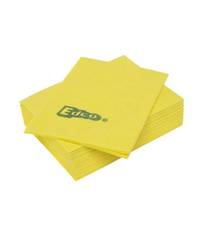 Edco Viscose Cloth Pack Yellow