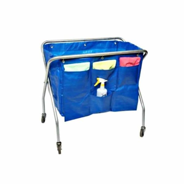 Edco Waste Trolley Side Pocket
