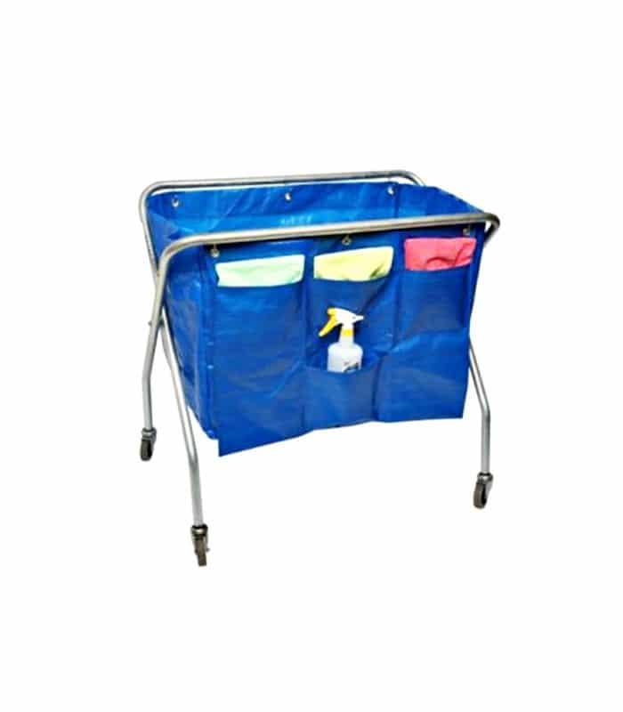 Edco Waste Trolley Side Pocket