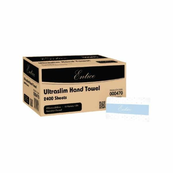 Entice Ultraslim Hand Towel