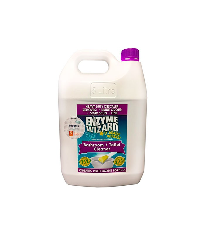 Enzyme Wizard Bathroom Toilet Cleaner L Rtu
