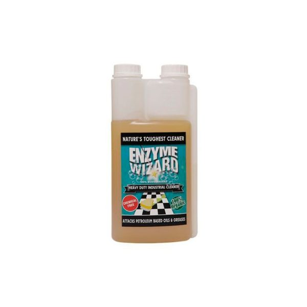 Enzyme Wizard Heavy Duty Floor Surface Cleaner L Twin Bottle