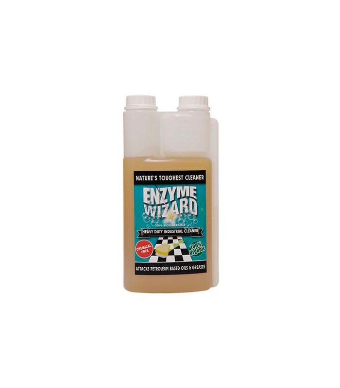 Enzyme Wizard Heavy Duty Floor Surface Cleaner L Twin Bottle