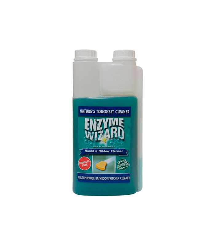 Enzyme Wizard Mould Mildew Cleaner L Twin Concentrated