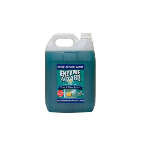 Enzyme Wizard Mould Mildew Cleaner L Concentrated
