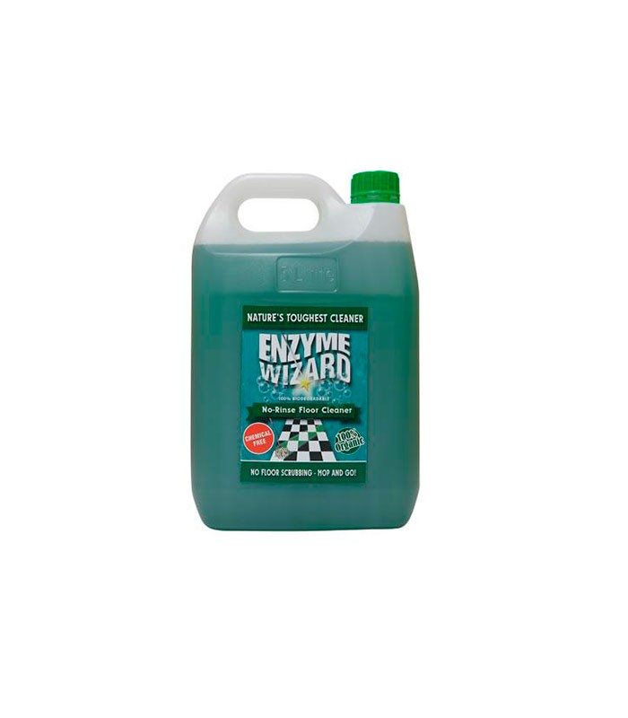 Enzyme Wizard No Rinse Floor Cleaner L