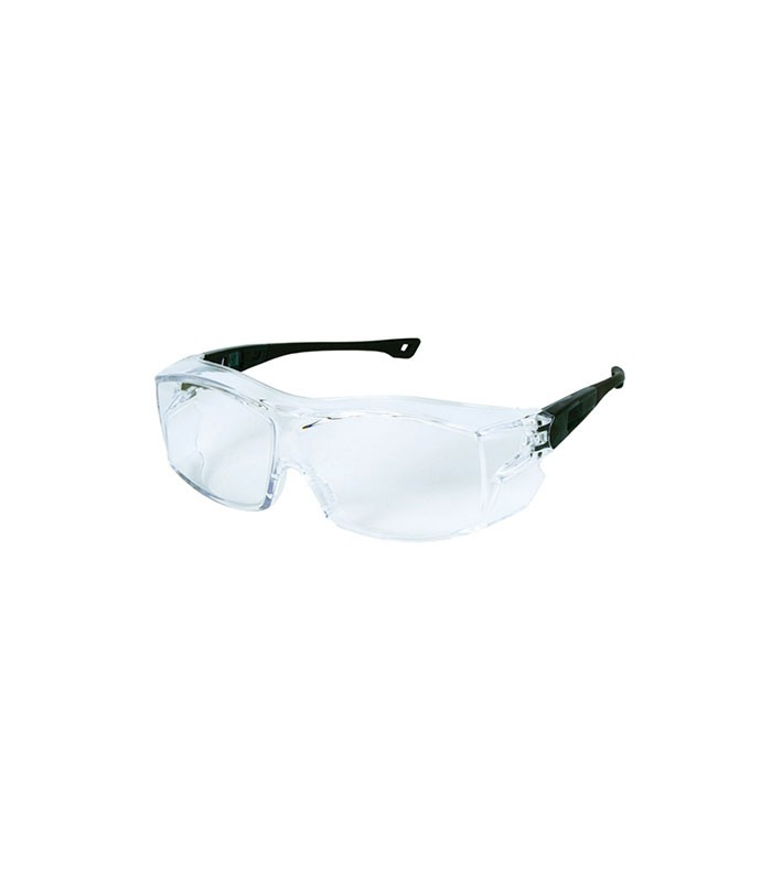 Eye Protection Blue Rapta Visitor Clear