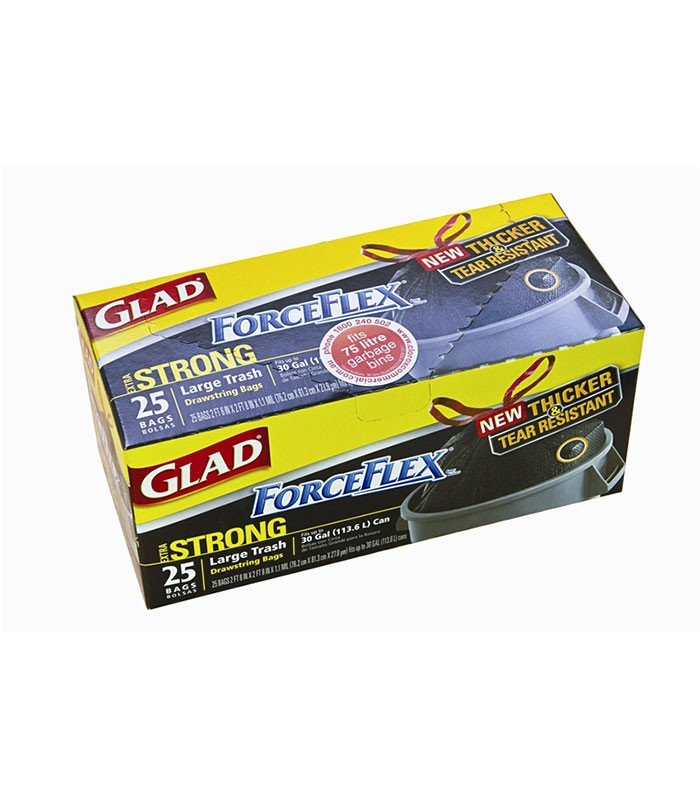 Glad Forceflex Plus LGallon