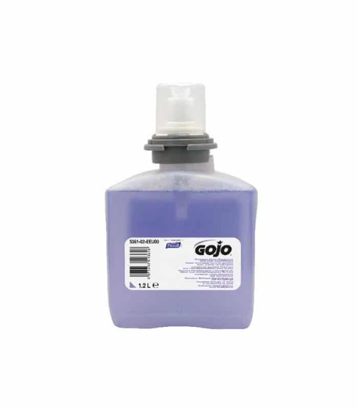 Gojo Premium Foam Hand Wash With Skin Conditioners