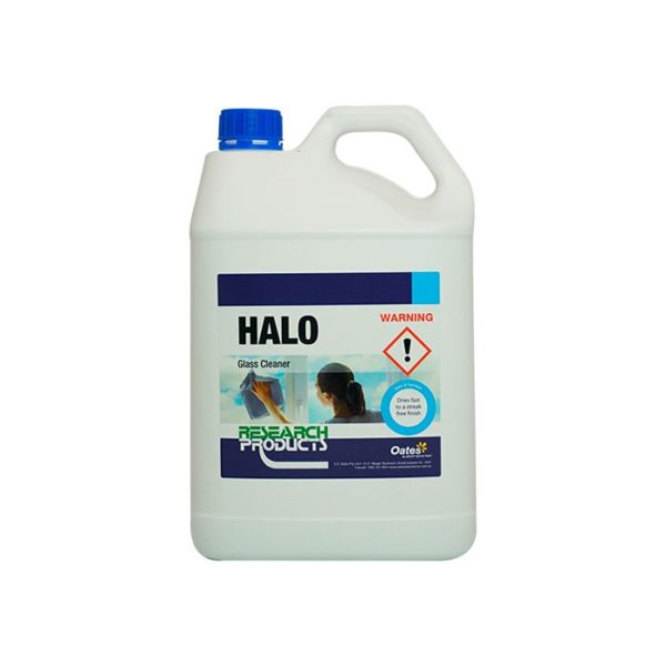 Halo L Fast Dry Amazing Glass Cleaner