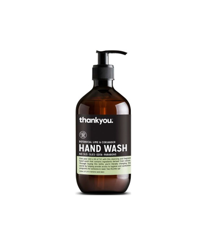 Hand Wash Botanical Lime Coriander Ml