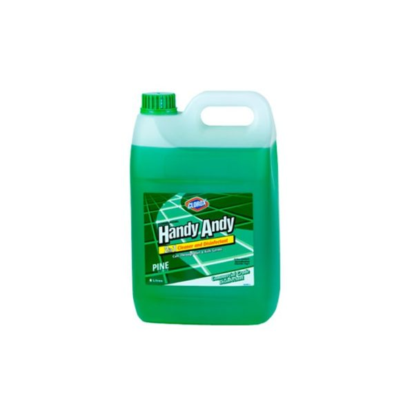 Handy Andy Pine In Cleaner And Disinfectant L