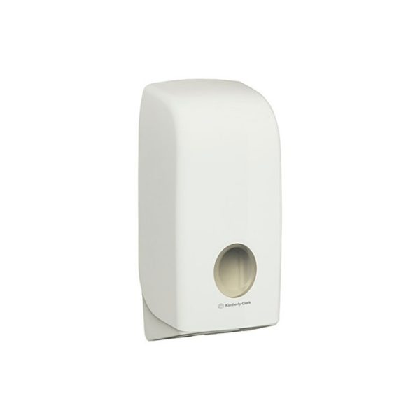 Kimberley Clark Soft Interleaved Toilet Tissue Dispenser