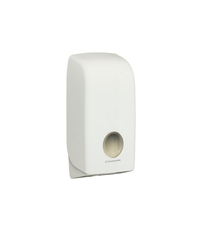Kimberley Clark Soft Interleaved Toilet Tissue Dispenser